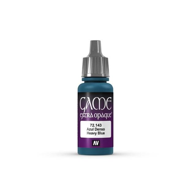 Game Color Extra Opaque Heavy Blue 17 ml