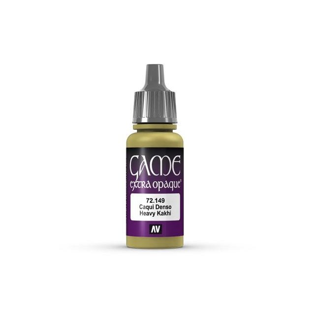 Game Color Extra Opaque Heavy Kakhi 17 ml
