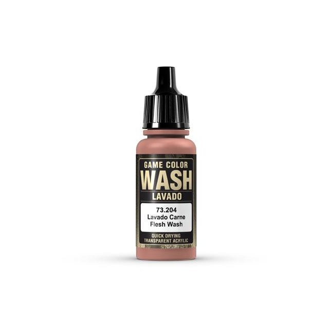 Game Wash Fleshtone Shade, 17ml