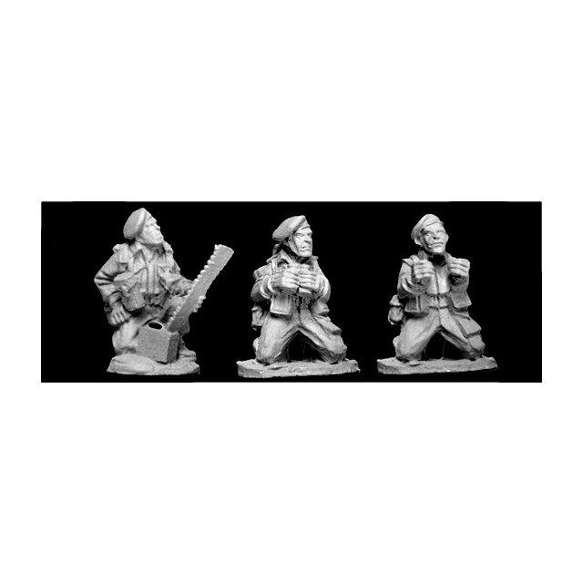 Commando Vickers Team (1 gun & 3 crew)