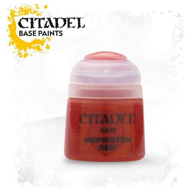 Citadel Base: MEPHISTON RED 21-03