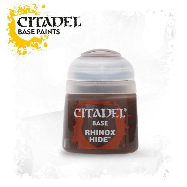 Citadel Base: RHINOX HIDE 21-22