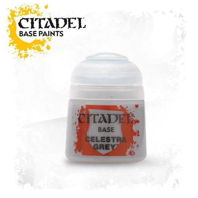 Citadel Base: CELESTRA GREY 21-26