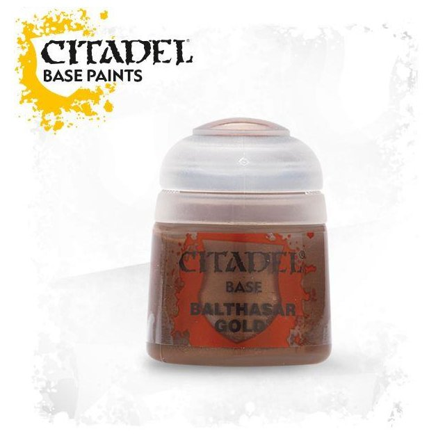 Citadel Base: BALTHASAR GOLD 21-29