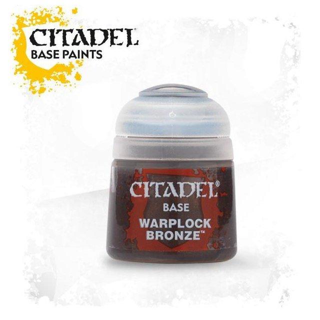 Citadel Base: WARPLOCK BRONZE 21-31