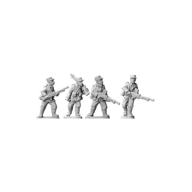 Foreign Legion LMGs (4)