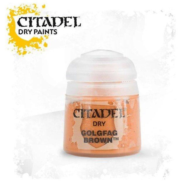Citadel Dry: GOLGFAG BROWN 23-26