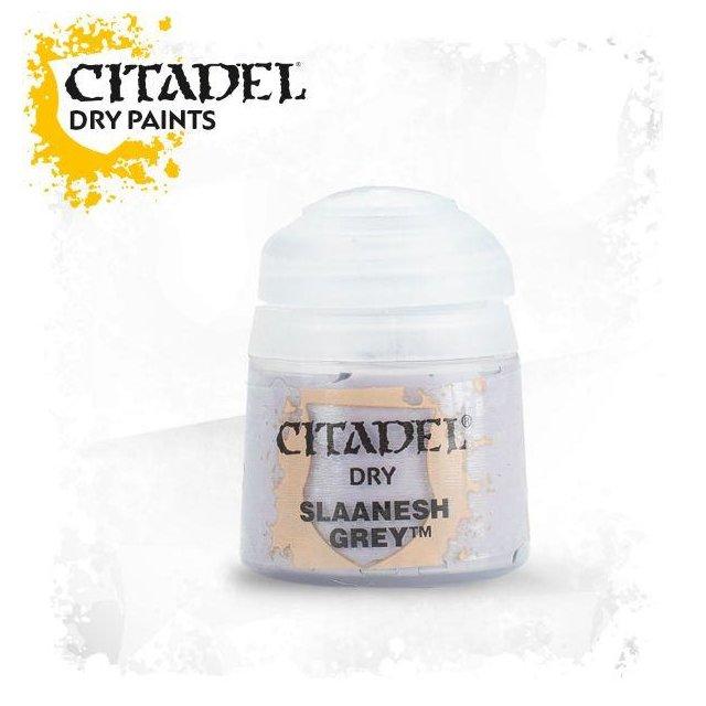 Citadel Dry: SLAANESH GREY (12ML) 23-31