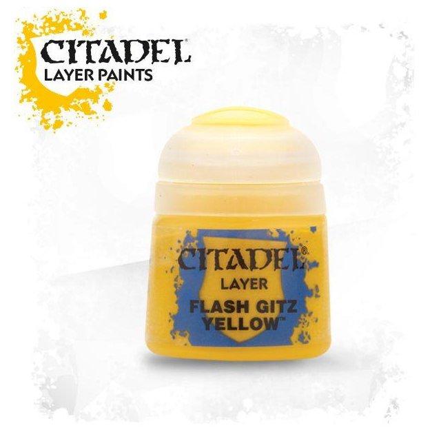 Citadel Layer: FLASH GITZ YELLOW 22-02