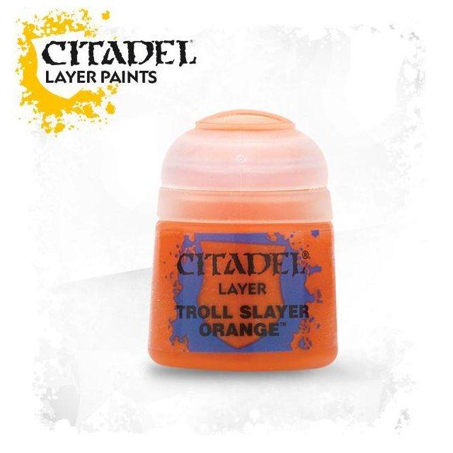 Citadel Layer: TROLL SLAYER ORANGE 22-03