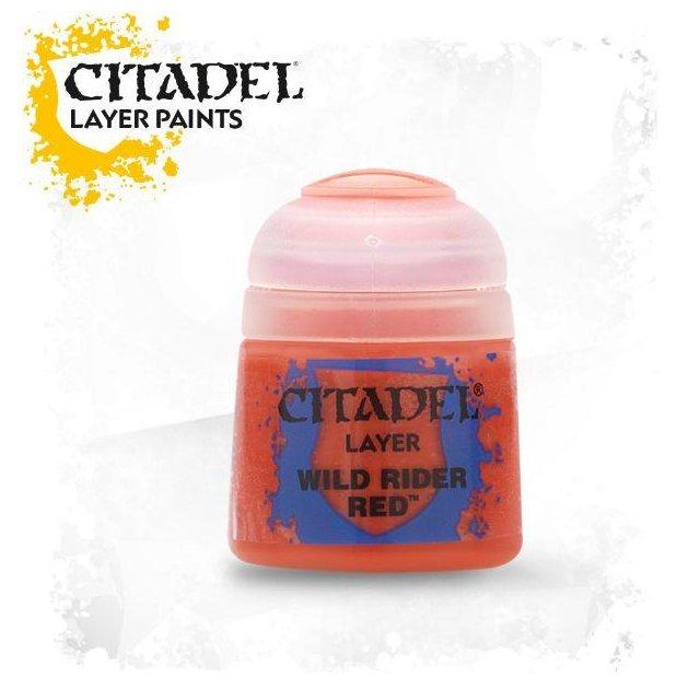 Citadel Layer: WILD RIDER RED 22-06