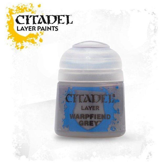 Citadel Layer: WARPFIEND GREY (12ML) 22-11
