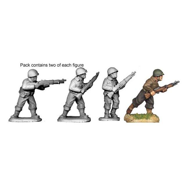 U.S. Riflemen I (4)
