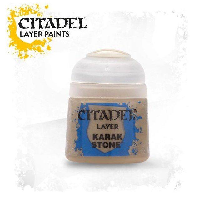 Citadel Layer: KARAK STONE 22-35