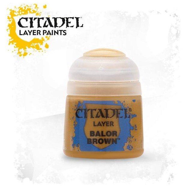 Citadel Layer: BALOR BROWN 22-43