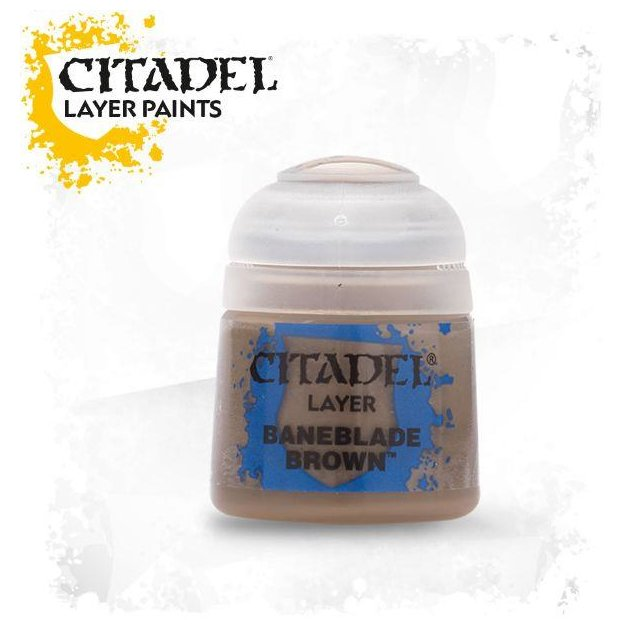 Citadel Layer: BANEBLADE BROWN 22-48