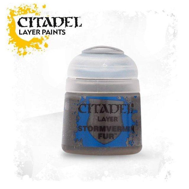 Citadel Layer: STORMVERMIN FUR 22-55