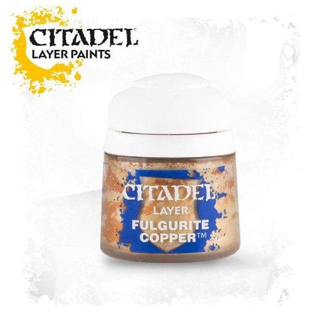 Citadel Layer: FULGURITE COPPER 22-74