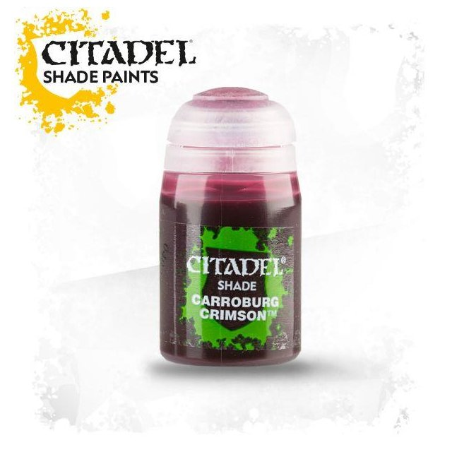 Citadel Shade: CARROBURG CRIMSON (24ML) 24-13