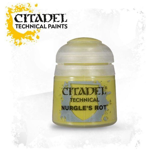 Citadel Technical: NURGLES ROT 27-09