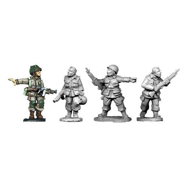 U.S. Airborne Characters (4)