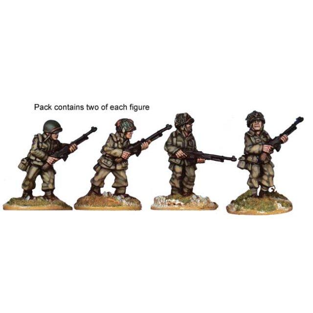 U.S. Airborne B.A.R.s (4)