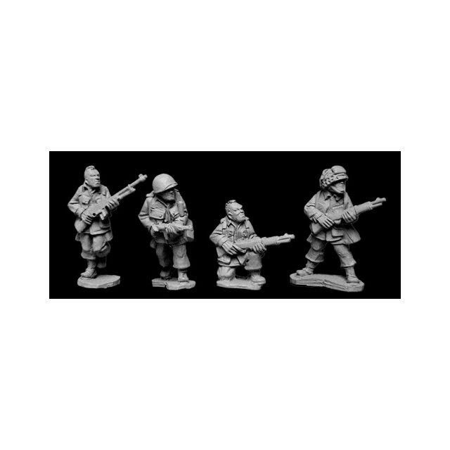 U.S. Airborne Pathfinders (4)