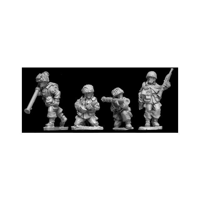 U.S. Airborne Bazooka Teams (4)