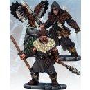 Barbarian Crow Master & Javelineer (2)