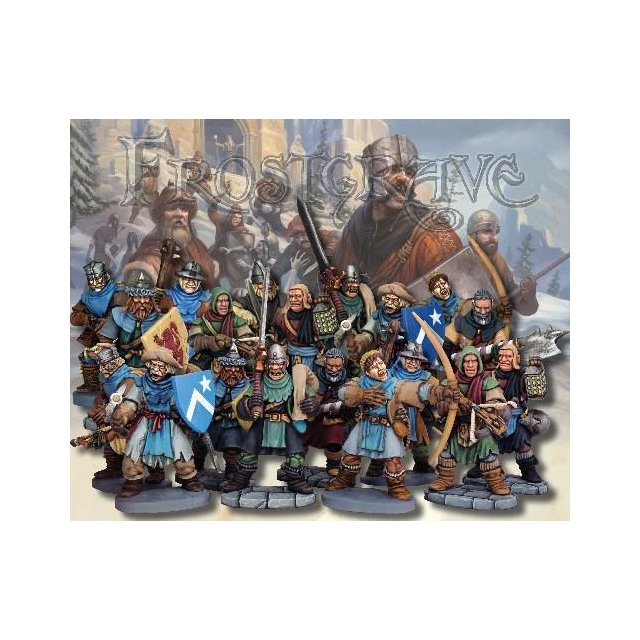 Frostgrave Soldiers (20)