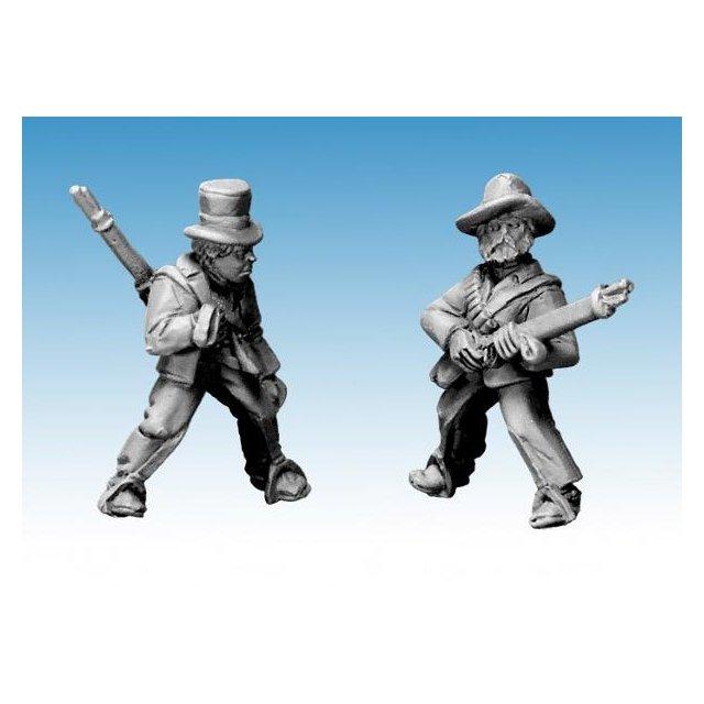 Mounted Boer Riflemen