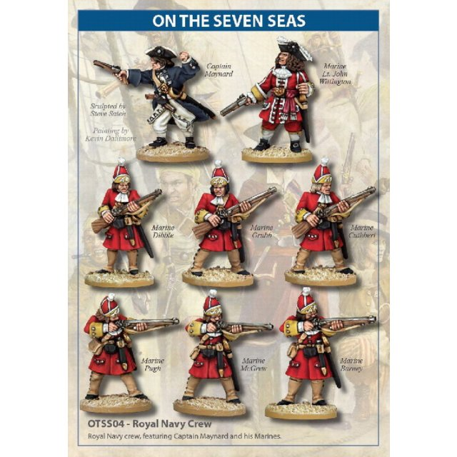 Royal Navy Crew (8)
