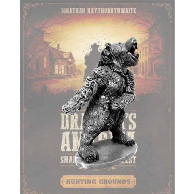 Skinwalker in Bear Form