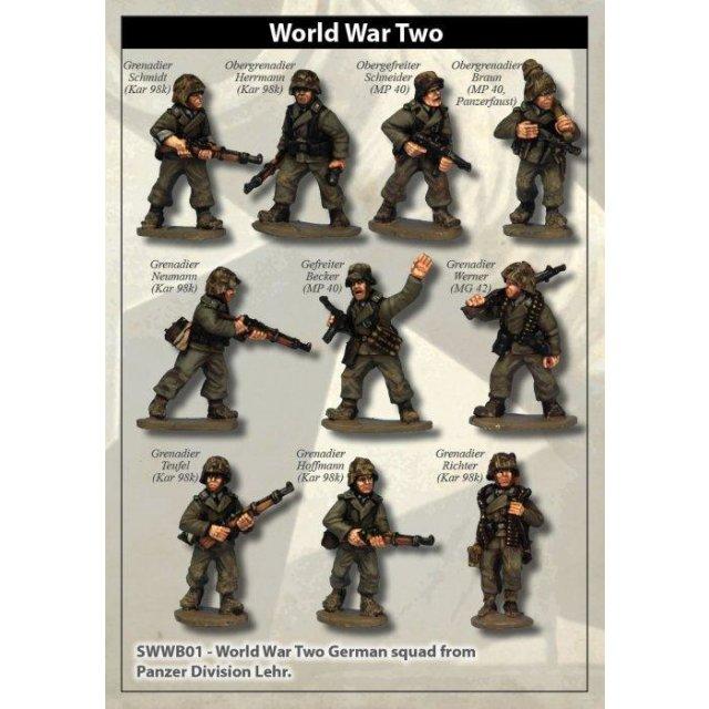 Panzer Lehr Grenadier Squad (10)