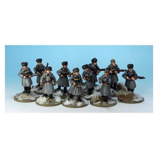 Soviet Army Squad IV