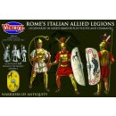 Romes Italian allied legions
