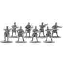 Norman crossbowmen (8)