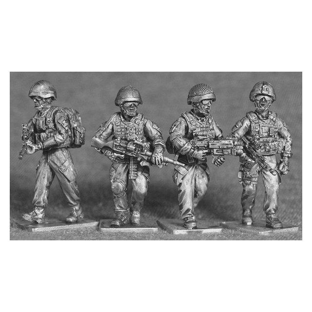 Modern British Infantry