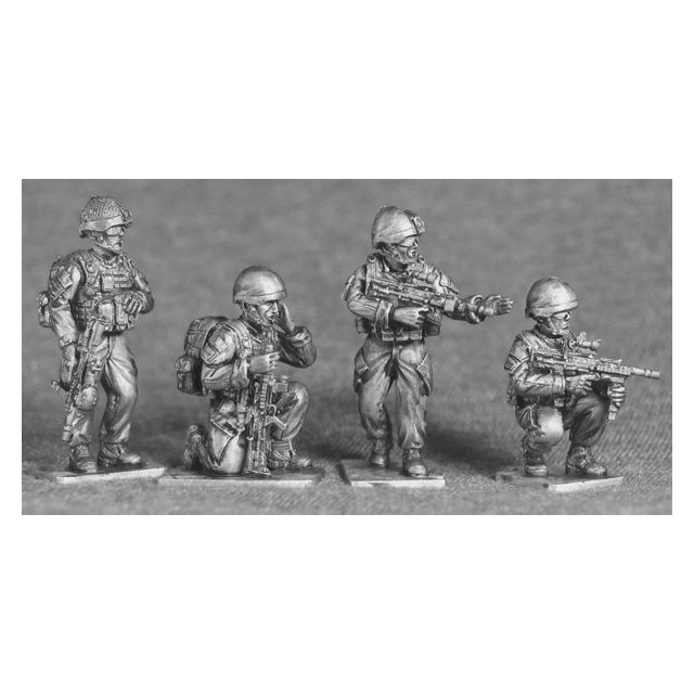 Modern British Infantry III