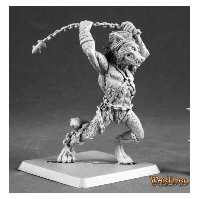 Hania, Ghostmane Warrior