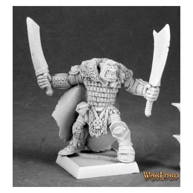 Torg, Orc Tundra Stalker Sergeant