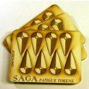 SAGA Fatigue Tokens - Kite Shields