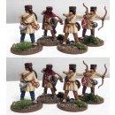 AAR04 Roman Pedites BOWS (Warriors) (1 point) (8)