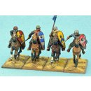 Mounted knights Three (4)