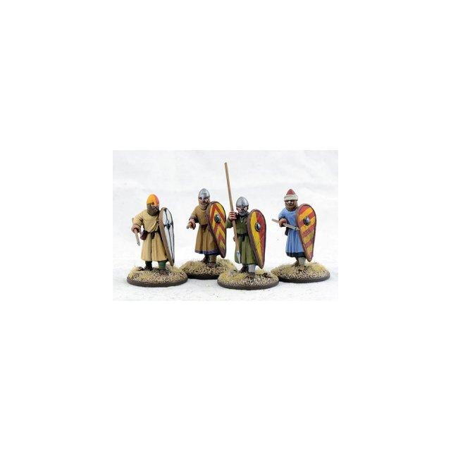 Dismounted Sergeants Four (4)