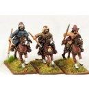 Mongol Light Cavalry Warriors