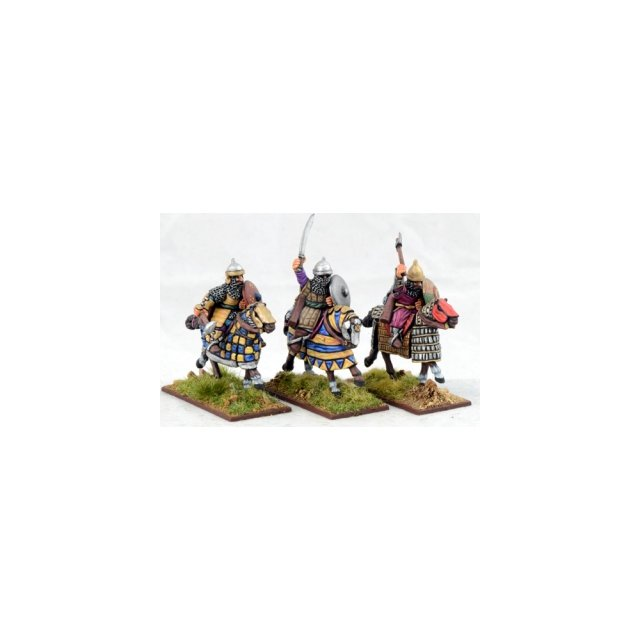 Medium Cavalry, Heand Weapons