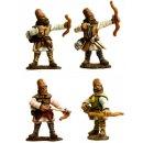 Tajic Archers, bows