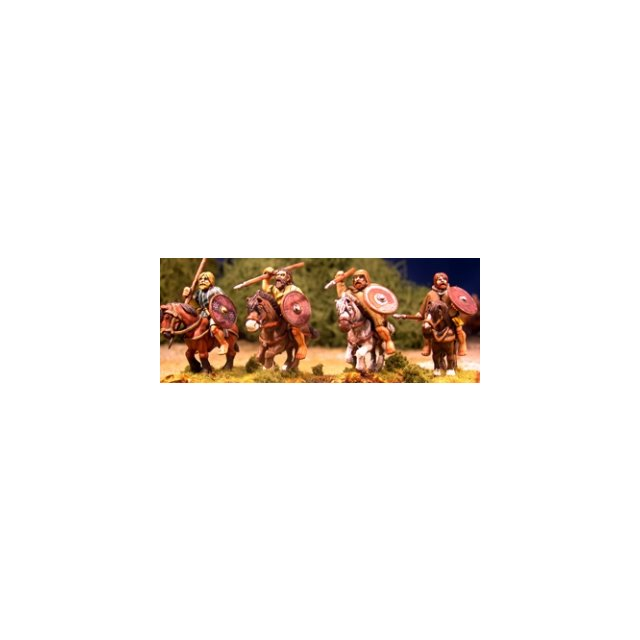 Mounted Warriors (4)