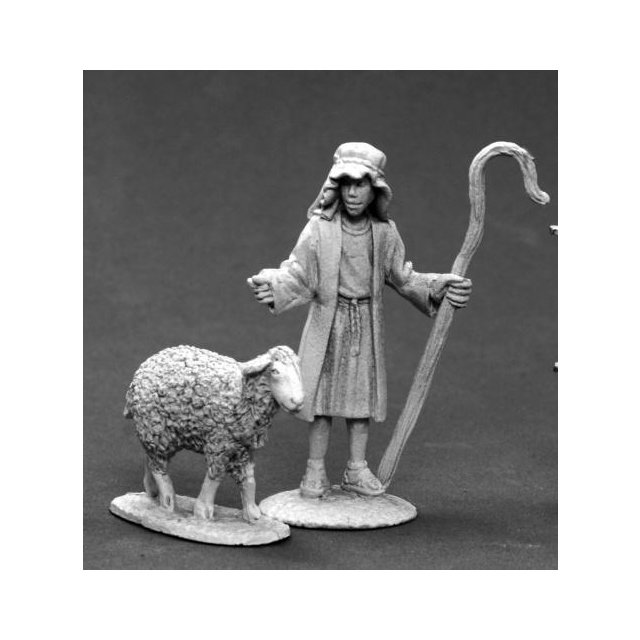 The Nativity: Sheperd